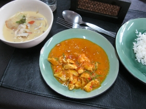 Panang Curry