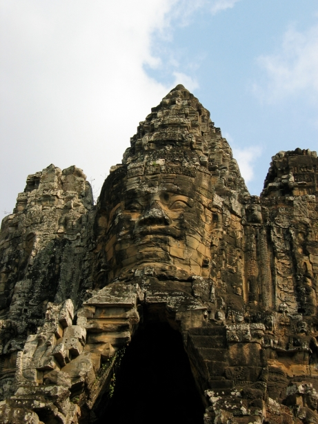 Face at Angkor Thom