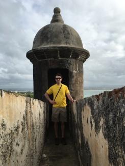 David at El Morro