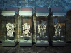 Aztec figures