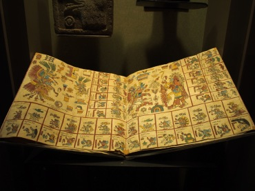 A book of hieroglyphics. I like to think of it as an early comic book.