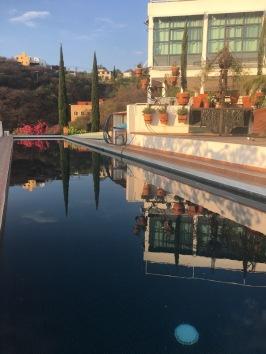 Pool at Casa Zuniga