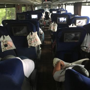 A bus like a plane